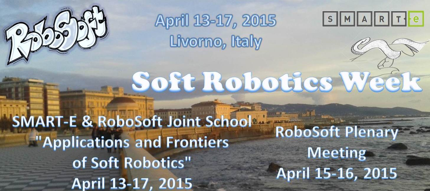 Soft Robotics Week 2015